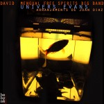 David Mengual Free Spirits Big Band: Univers Evans